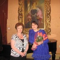 В музеї С. Крушельницької